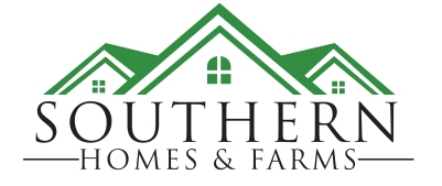 Southern Homes and Farms Logo